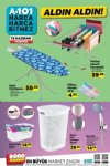 A101 Çamaşır Kurutmalık - Ütü Masası - Çamaşır Sepeti (13 Haziran)