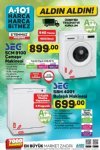 A101 Çamaşır Makinesi - SEG SCM 9100 - 5 Temmuz 2018