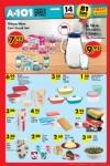 A101 Fırsat Ürünleri 14 Temmuz 2016 Katalogu - Paşabahçe Su Takımı