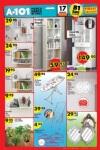 A101 Fırsat Ürünleri 17 Aralık 2015 Katalogu - Camlı Dik Dolap