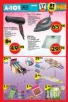 A101 Fırsat Ürünleri 17 Mart 2016 Katalogu - Arzum AR 684 Ütü
