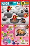 A101 Fırsat Ürünleri 21-26 Ocak 2016 Katalogu - Verda Granit Tencere Tava