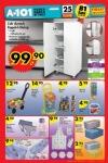 A101 Fırsat Ürünleri 25.08.2016 Katalogu - Çok Amaçlı Kapaklı Dolap