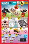 A101 Fırsat Ürünleri 7 Temmuz 2016 Katalogu - Muya Terlik