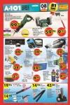 A101 Fırsat Ürünleri 8 Eylül 2016 Katalogu - Attlas Kılıç Testere