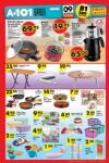 A101 Fırsat Ürünleri 9 Haziran 2016 Katalogu - Elektrikli Döküm Tencere