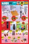 A101 Fırsatları 10.11.2016 Katalogu - Vestel Saç Kurutma Makinesi