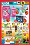 A101 Fırsatları 23 Temmuz 2016 Katalogu - Doğuş Rize Siyah Çay