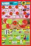 A101 Fırsatları 24 Aralık 2015 Katalogu - Mutfak Ürünleri
