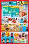 A101 Fırsatları 24 Mart 2016 Perşembe Katalogu - Prima Fırsat Paketi