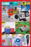 A101 Fırsatları 25 Ağustos 2016 Katalogu - Piranha Aksiyon Kamerası