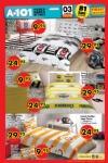 A101 Fırsatları 3 Kasım 2016 Katalogu - Lisanslı Taraftar Ürünleri
