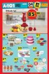 A101 Fırsatları 4-10 Ağustos 2016 Katalogu - Arzum El Blender Seti