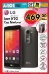 A101 Fırsatları 7 Ocak 2016 Broşürü - LG Leon (Y50) Cep Telefonu