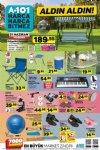 A101 Gölgelikli Salıncak ve Kamp Sandalyesi - 21 Haziran 2018