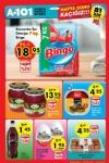 A101 Hafta Sonu 7-8 Kasım 2015 İndirimleri - Bingo Deterjan