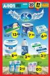 A101 Hafta Sonu Fırsatları 20 Şubat 2016 Cumartesi Katalogu - SEK Süt