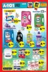 A101 İndirim 28 Ocak 2016 Broşürü - ABC Temizlik Ürünleri