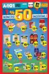 A101 İndirimleri 12-18 Eylül 2016 Katalogu - İkincisi %50 İndirimli