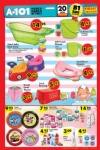 A101 İndirimleri 20.10.2016 Perşembe Katalogu - Bebek Ürünleri