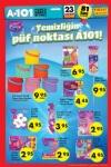 A101 İndirimleri 23 Haziran 2016 Katalogu - Parex Temizlik Ürünleri