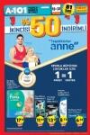 A101 Kampanyaları 15-21 Ağustos 2016 Katalogu - %50 İndirim
