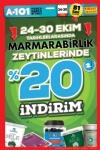 A101 Kampanyaları 24-30 Ekim 2016 Katalogu - Marmarabirlik