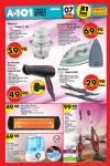 A101 Market 07.01.2016 Perşembe Katalogu - Kumtel Infrared Isıtıcı