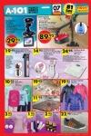 A101 Market 07.04.2016 İndirim Katalogu - Kiwi Elektrik Süpürgesi
