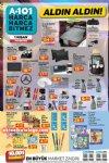 A101 Market 1 Nisan 2021 Kataloğu - Piranha Araç İçi Şişme Yatak