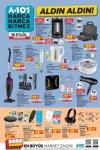 A101 Market 10 Eylül 2020 Kataloğu - Kiwi Yoğurt Makinesi