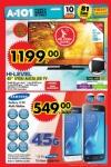 A101 Market 10 Kasım 2016 Katalogu - Samsung J120 Akıllı Telefon