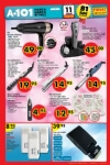 A101 Market 11-17 Şubat 2016 Katalogu - Fakir Saç Kurutma Makinesi