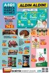 A101 Market 11 Haziran Kataloğu - Prima Çocuk Bezi Çeşitleri