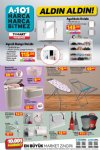 A101 Market 11 Mart 2021 Kataloğu - Aynalı Banyo Dolabı
