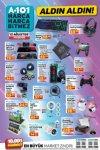 A101 Market 12 Ağustos 2021 Kataloğu - Piranha Gaming Klavye