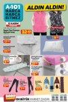 A101 Market 12 Kasım 2020 Kataloğu - Tekstil Ürünleri