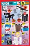 A101 Market 13 Ağustos 2015 Aktüel Ürünler Kataloğu - Premier