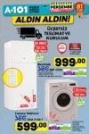 A101 Market 13 Temmuz 2017 - SEG Buzdolabı