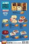 A101 Market 14 - 27 Ağustos 2021 Dondurma Fiyatları