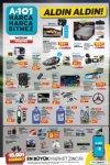 A101 Market 14 Ekim 2021 Kataloğu - Oto Ürünleri