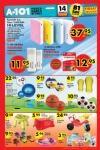 A101 Market 14 Temmuz 2016 Katalogu - Pilates Seti