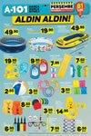 A101 Market 15 Haziran 2017 - Deniz Botu