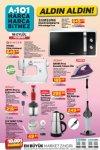 A101 Market 16 Eylül 2021 Kataloğu - Samsung Mikrodalga Fırın