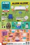 A101 Market 16 Nisan 2020 Kataloğu - Kamp ve Piknik Malzemeleri