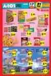A101 Market 17-23 Aralık 2015 Broşürü - Ülker - Milka