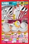 A101 Market 17 Eylül 2015 Aktüel Ürünler Katalogu - Güral Porselen
