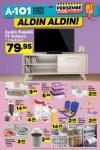 A101 Market 18 Mayıs 2017 Katalogu - TV Sehpası