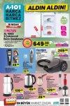 A101 Market 18 Nisan 2019 Fırsatları - Altus Derin Dondurucu