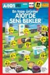 A101 Market 19-25 Eylül 2016 Katalogu - Pınar Süzme Beyaz Peynir